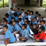 Disaster risk education in Assam, India / EC Photo - Flickr Creative Commons