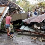 Typhoon Glenda destroyed houses and other infrastructures in Sorsogon. Photo credit: WFP Philippines/Faizza Tanggol
